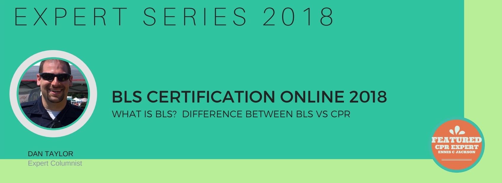 bls certification cpr